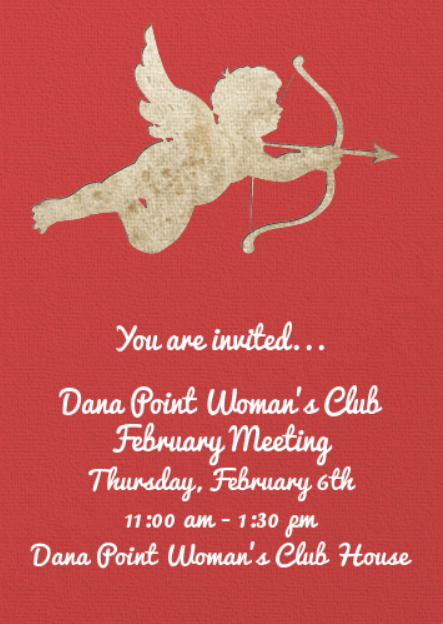DPWC February Meeting Feb 6 11:00 AM